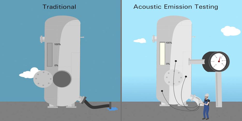 تفاوت اصلی با روشهای التراسونیک یا پرتونگاری